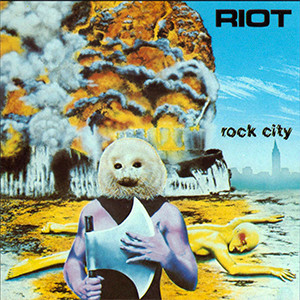 "Riot - Rock City 4x4"" Color Patch"