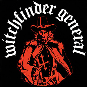 "Witchfinder General - Illogical Contraption 4x4"" Color Patch"