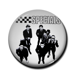 "The Specials 1"" Pin"