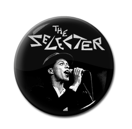 "The Selecter 1"" Pin"