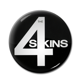 "The 4 Skins 1"" Pin"