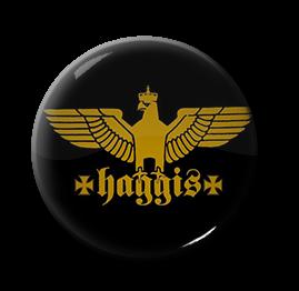 "Haggis - Eagle 1"" Pin"