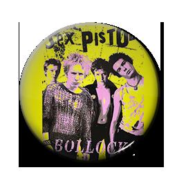 """Sex Pistols - Bollocks 1"""" Pin"""