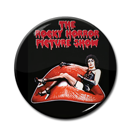 """The Rocky Horror Picture Show 1"""" Pin"""