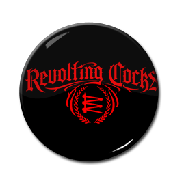 "Revolting Cocks - Logo 1"" Pin"