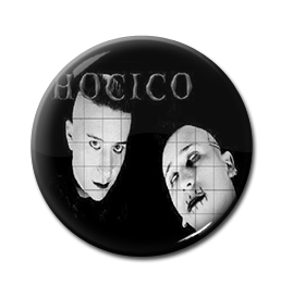 "Hocico - Band Logo 1"" Pin"