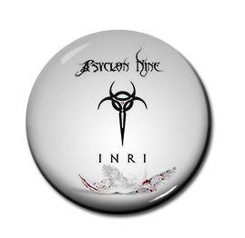 "Psyclon Nine - INRI 1"" Pin"