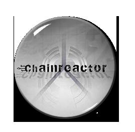 "Chainreactor - Logo 1"" Pin"