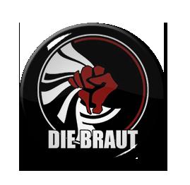"""Die Braut - Logo 1"""" Pin"""