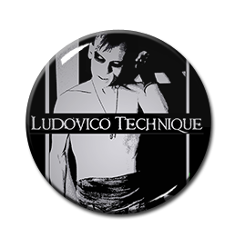 "Ludovico Tecnique - Ben Vanlier 1"" Pin"