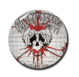 "Agathocles - Mince Core 1"" Pin"