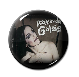 "Diamanda Galas 1"" Pin"