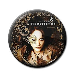 "Tristania - Illumination 1"" Pin"