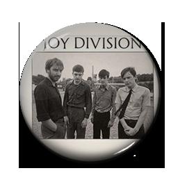 """Joy Division - Poster 1"""" Pin"""