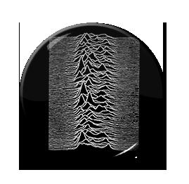 """Joy Division - Unknown Pleasure 1"""" Pin"""