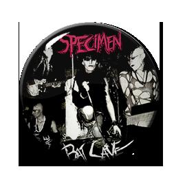 "Specimen - Batcave 1"" Pin"