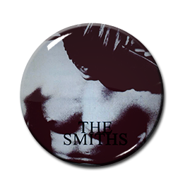 "The Smiths - S/T 1"" Pin"