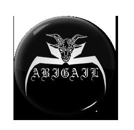 """Abigail - Logo 1"""" Pin"""