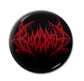 "Bloodbath - Logo 1"" Pin"