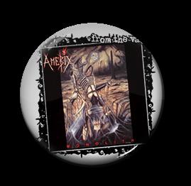 "Amebix - Monolith 1"" Pin"