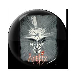"""Amebix - Monolith Face 1"""" Pin"""