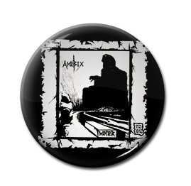 "Amebix - Winter 1"" Pin"