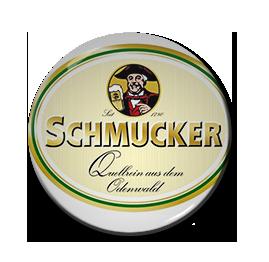 "Schmucker 1.5"" Pin"