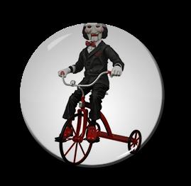 """Saw - Jigsaw 1.5"""" Pin"""