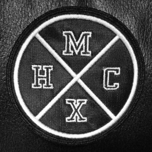 """Mexico Hardcore 3x3"""" Embroidered Patch"""