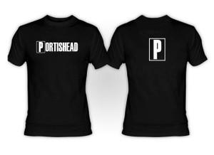 Portishead - Logo T-Shirt