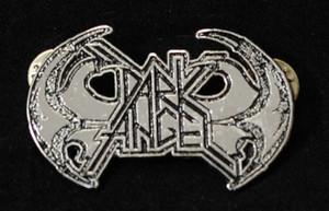 "Dark Angel - Winged Logo 2"" Metal Badge Pin"