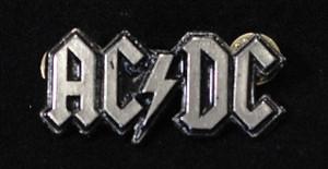 """AC/DC - Logo 2"""" Metal Badge Pin"""