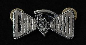 """Carbonized - Logo 2"""" Metal Badge Pin"""