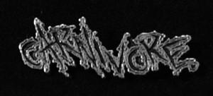 """Carnivore - Logo 2"""" Metal Badge Pin"""