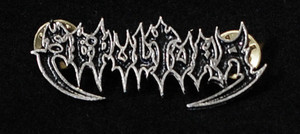 """Sepultura - Old Logo 2"""" Metal Badge Pin"""