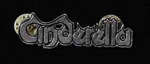 "Cinderella - Logo 2"" Metal Badge Pin"