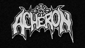 """Acheron - Logo 2"""" Metal Badge Pin"""