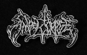 "Angel Corpse - Logo 2"" Metal Badge Pin"