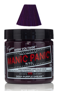 Manic Panic Deep Purple Dream™ - High Voltage® Classic Cream Formula Hair Color
