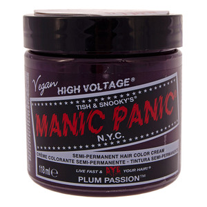 Manic Panic Plum Passion™ - High Voltage® Classic Cream Formula Hair Color