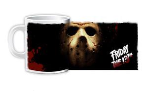 Friday the 13th - Mask Coffee Mug