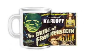 Bride of Frankenstein Coffee Mug