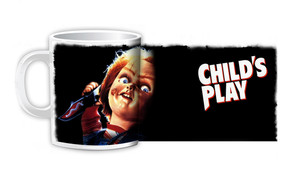 Child's Play Chucky Coffee Mug