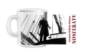 Nosferatu Count Orlok Coffee Mug