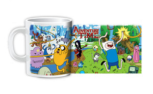 Adventure Time Coffee Mug