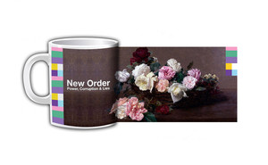 New Order Coffee Mug