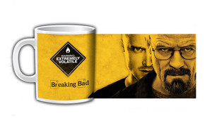 Breaking Bad Extremely Volatile Coffee Mug