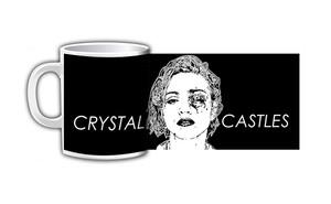 Crystal Castles Madonna Coffee Mug