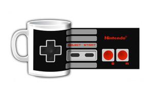 Nintendo Controller Coffee Mug