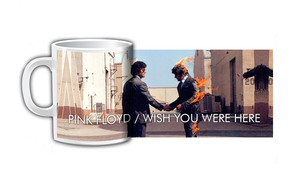 Pink Floyd Wish You Were Here Coffee Mug